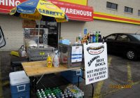 Mobile Concession Cart and Grill